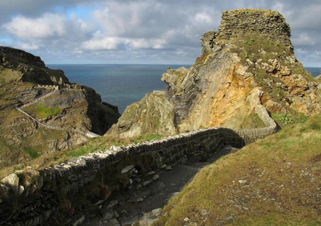 Tintagel | Photo by Paul Jenner | c SWCP