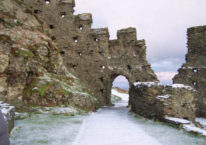 Tintagel Castle | Cornwall | English Heritage