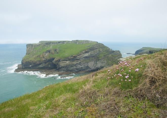 Tintagel, north Cornwall c Adam Gibbard/Visit Cornwall