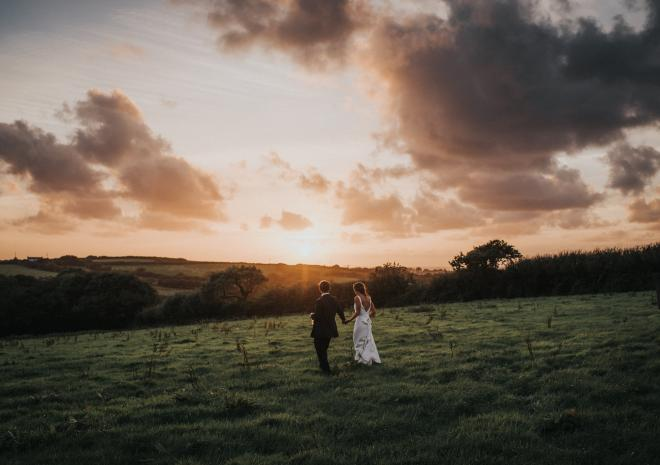 Launcells Barton, Wedding & Reception Venue, Bude, Cornwall