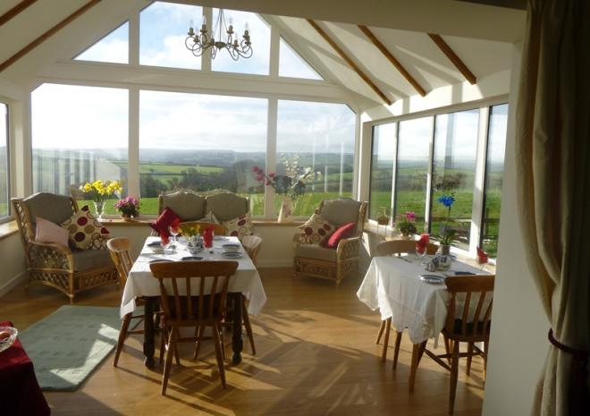 Tredower Barton, Bed and Breakfast near Wadebridge, Cornwall