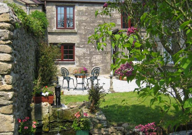 Cottages in Cornwall | Tregathenan House | West Cornwall