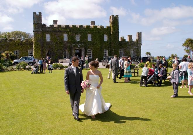Tregenna Castle Hotel, Wedding Venue in St Ives, Cornwall