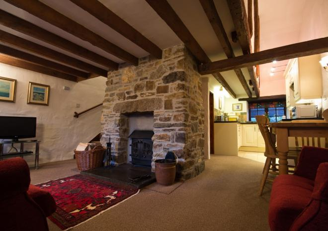 Trenannick Cottages, Crackington Haven, North Cornwall