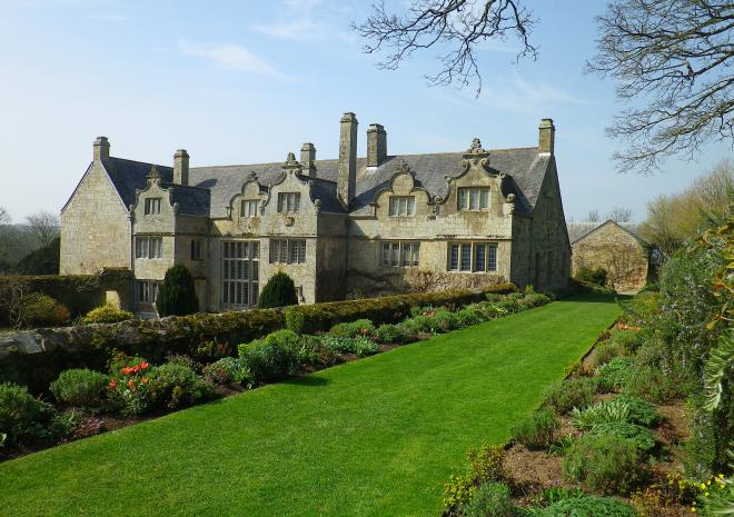 Gardens in Cornwall | Trerice House and Gardens | Newquay