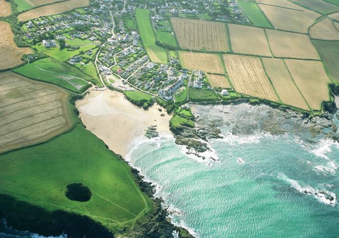 Trevone Bay Beach | Padstow | Beaches in Cornwall c John Such