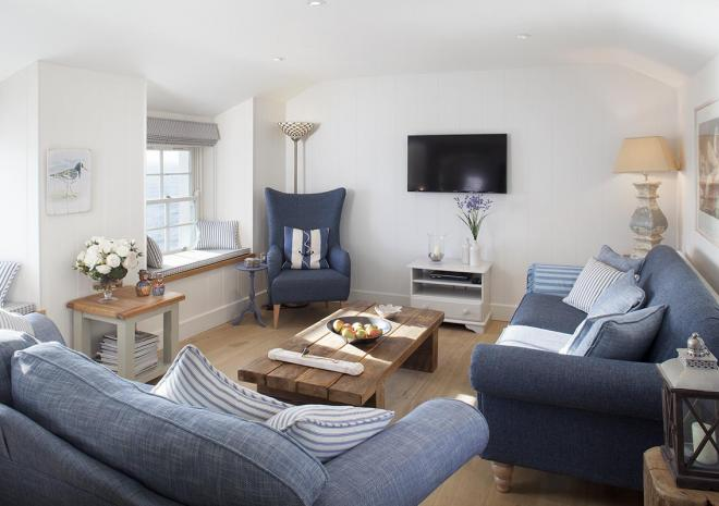 Trigg Cottage - Porthleven Holiday Cottages, Self-Catering, Porthleven, West Cornwall