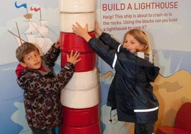 Heritage Centre Cornwall |  Lizard Lighthouse and Heritage Centre | Lizard | Easter