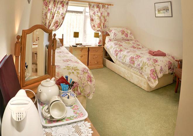 The Old Coach House, Boscastle, North Cornwall, B&B, Accessible for Disabled