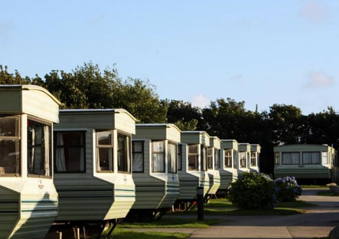 Holiday homes at Monkey Tree Holiday Park