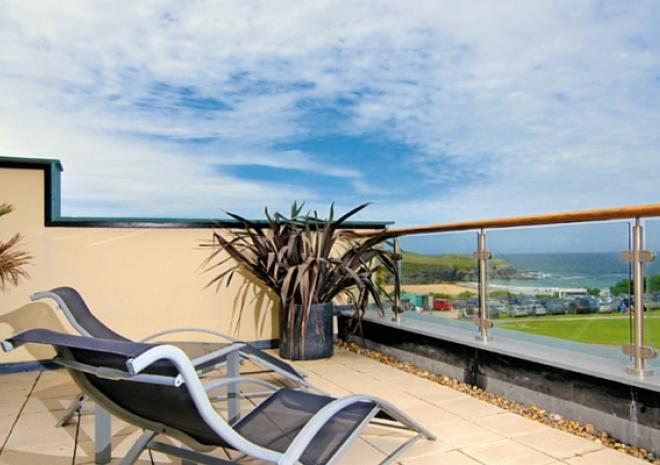 Ocean Blue Apartments & Cottages, Self Catering, Padstow, North Cornwall