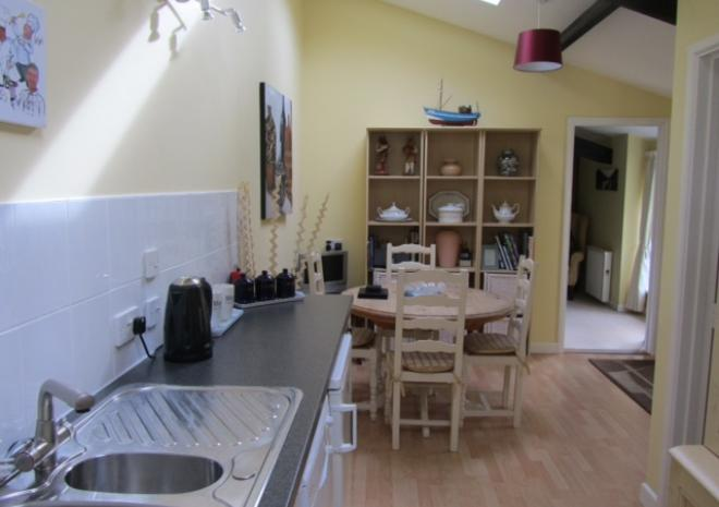 Boscastle, North Cornwall ,  Valency Self Catering Studio
