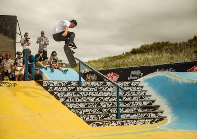 Boardmasters, Surf, Skate & Music Festival, Newquay, Cornwall