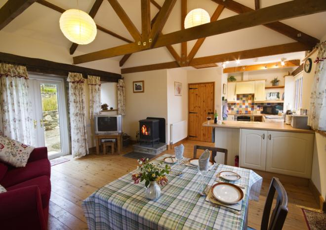 Cosy Wagon House sleep 2 , North cornwall  near Bodmin moor, Cornwall