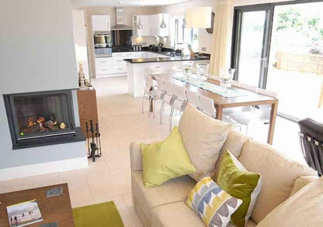Whalesborough Luxury Self Catering, Bude, North Cornwall