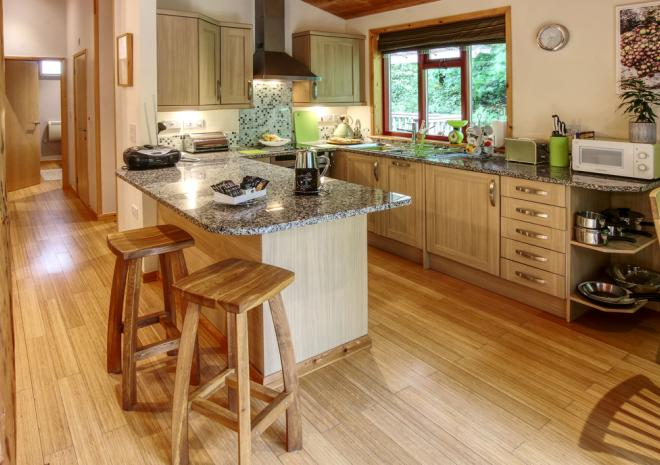 Self Catering Luxury Lodges | Porthtowan | Cornwall