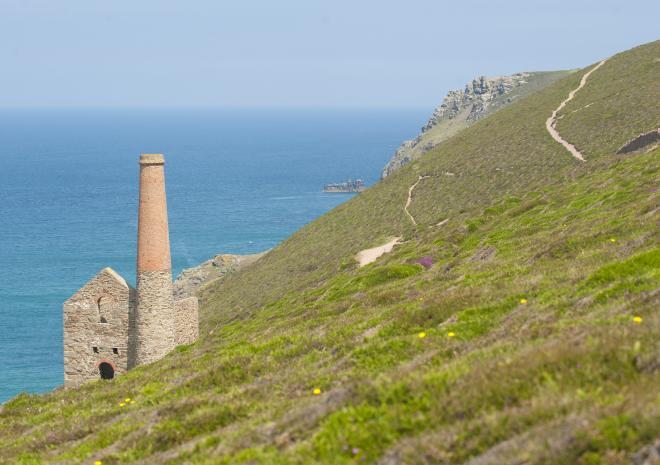 Wheal Coates, North Cornwall