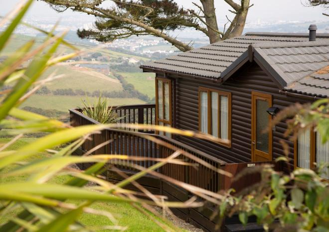 Whitsand Bay Fort Holiday Village, Torpoint, Cornwall