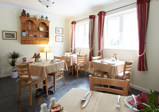 Lower Meadows House, Bed and Breakfast in Boscastle, Cornwall
