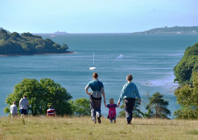 Things to do in Cornwall | Trelissick | Truro | Cornwall