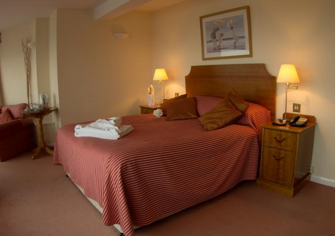 Hotel in Cornwall , Hannafore Point Hotel , Looe , Cornwall