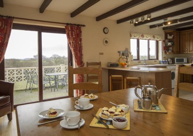 Lanjew Holiday Cottages, Withiel, Bodmin, Cornwall
