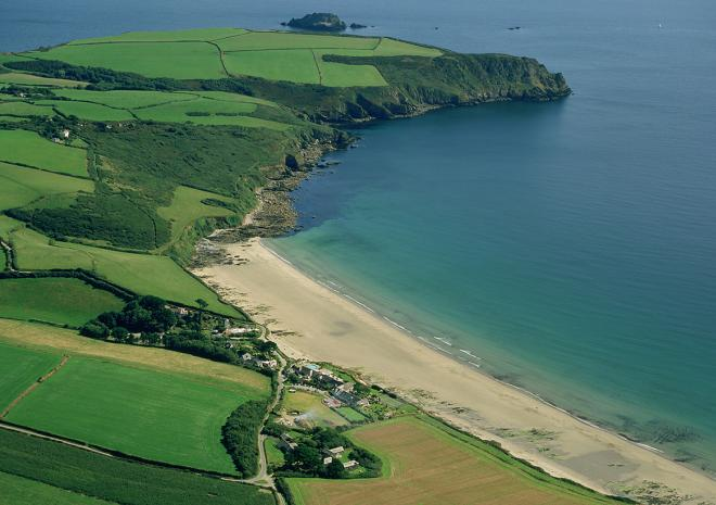 Hotel in Cornwall , The Nare Hotel , Veryan