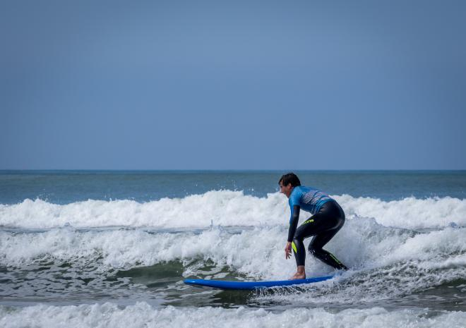 Big Blue Surf School, Bude