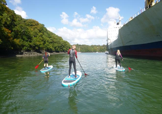 SUP in a bag, Watersports, Standup Paddleboarding, Things to do, Cornwall