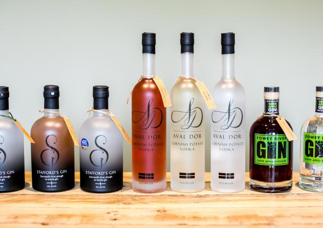 Colwith Farm Distillery, Visit Cornwall, Food and drink