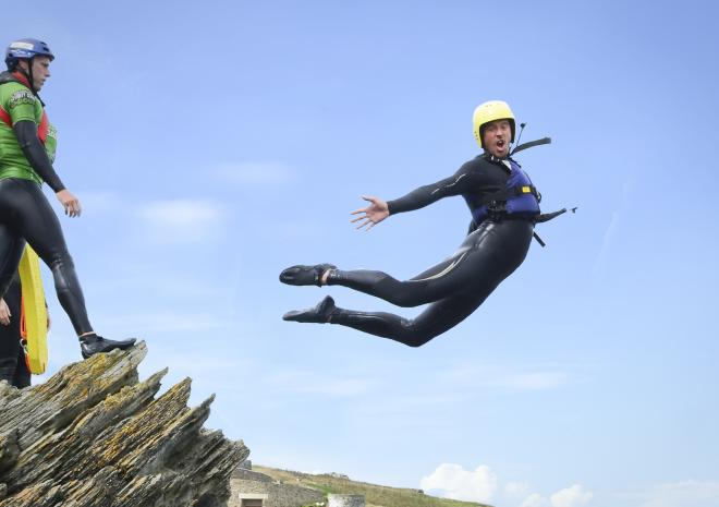 Newquay Activity Centre, things to do in Newquay, Cornwall
