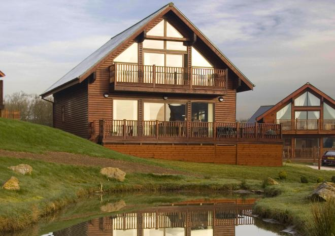 Aspen Lodge,Cornish Holiday Lodges, Self Catering near Wadebridge, Cornwall