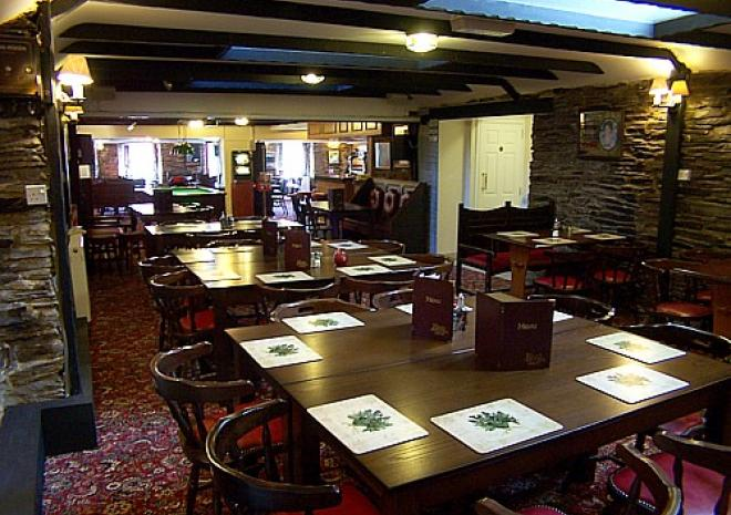 King Arthurs Arms Inn | Pub in Tintagel, Cornwall
