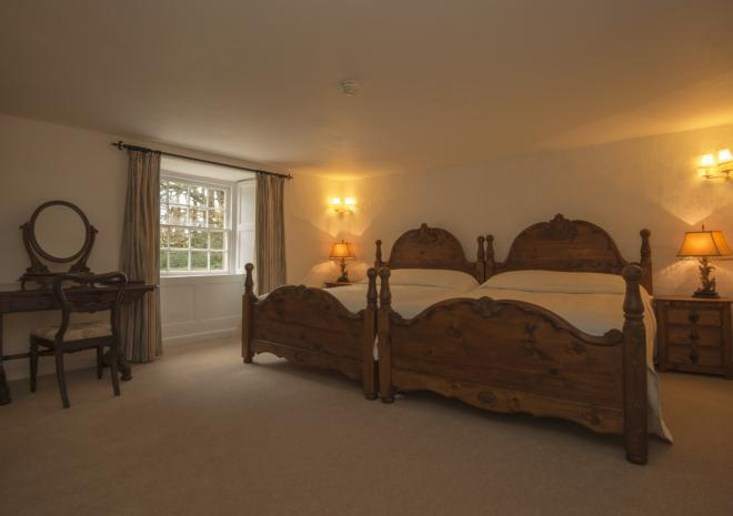 B&B's Guest Houses in Cornwall | Manor House | Tredudwell Manor | Lanteglos By Fowey | Cornwall