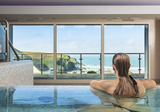 Bedruthan Hotel and Spa   Spa breaks in Cornwall