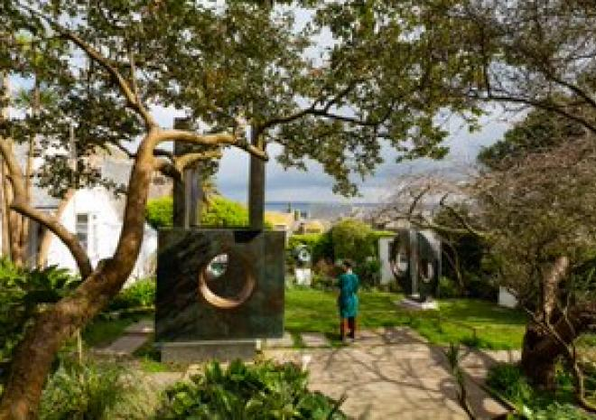 Get a joint ticket to visit the Barbara Hepworth Museum