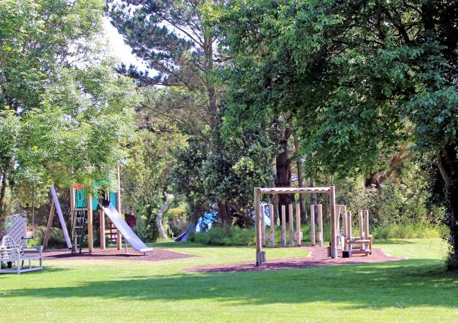 Family friendly campsite | Silver Sands Holiday Park | Lizard | Cornwall