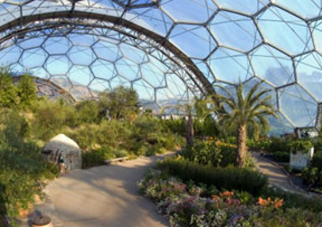 Eden Project. Cornwall