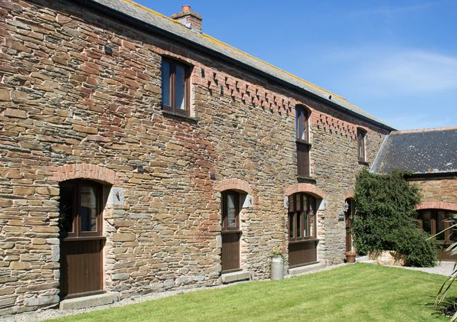 Cottages in Cornwall , Blable farm barns , Padstow , Cornwall