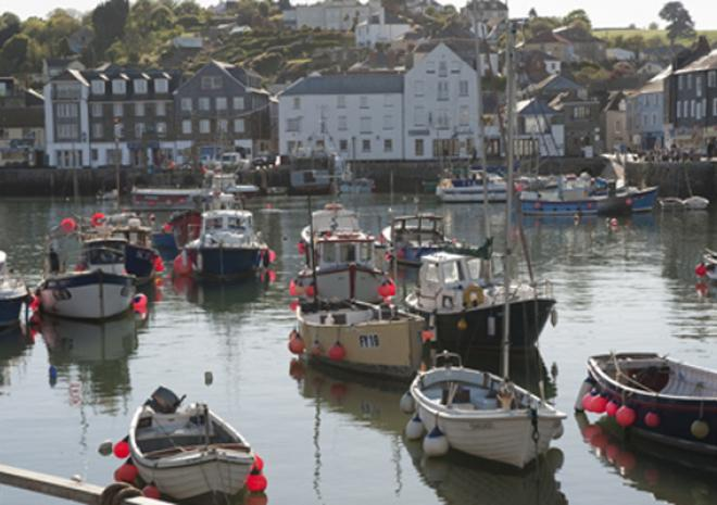 Self Catering in Cornwall | The Lookout Apartments | Mevagissey | Cornwall