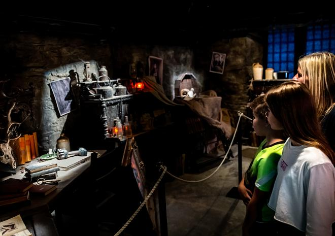 An immersive and educational experience bringing history to life in Cornwall.