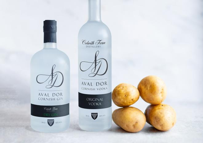 Double Gold Winner of 'Best Vodka in the World' - San Francisco World Spirits Competition, Gold Winner - Gin