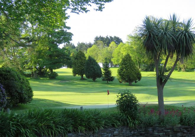 Budock Vean Hotel, near Falmouth Cornwall | Golf Course