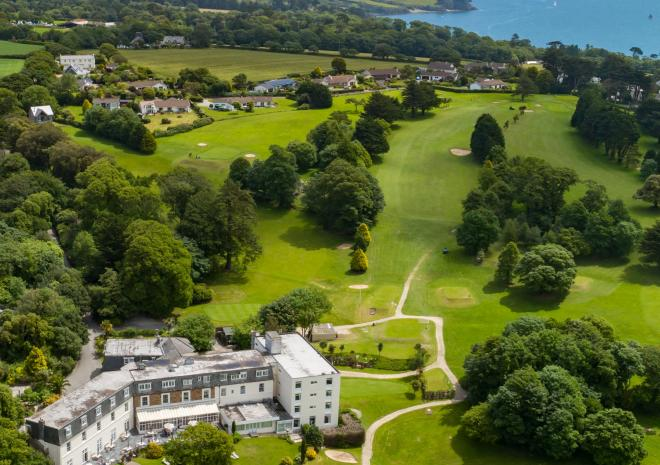 Budock Vean Holiday Homes and Cottages | Helford, South Cornwall