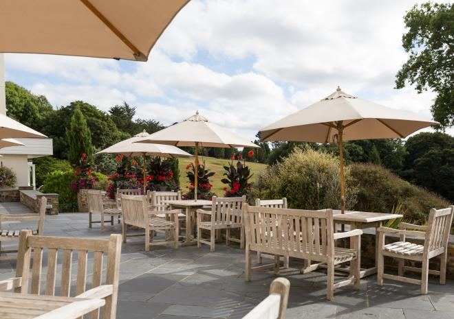 Budock Vean Hotel and Spa in Cornwall