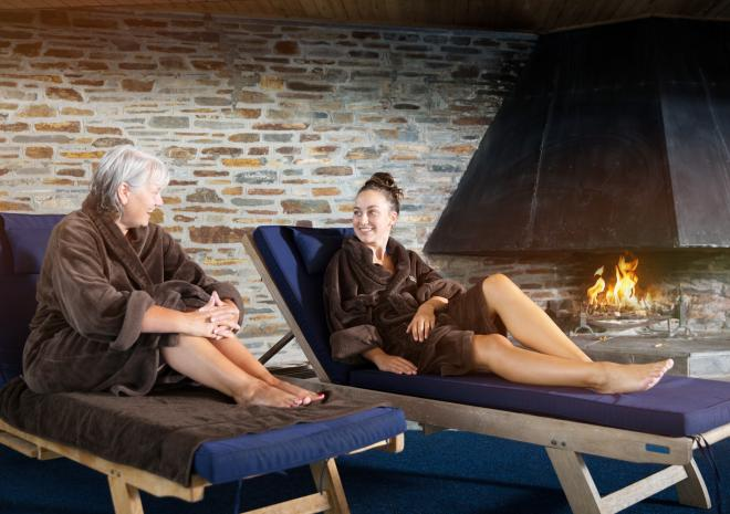 Natural Health Spa at Budock Vean Hotel Cornwall | Things to Do
