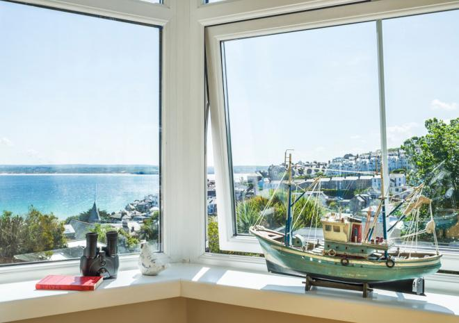 Captain's Rest apartment St Ives Forever Cornwall