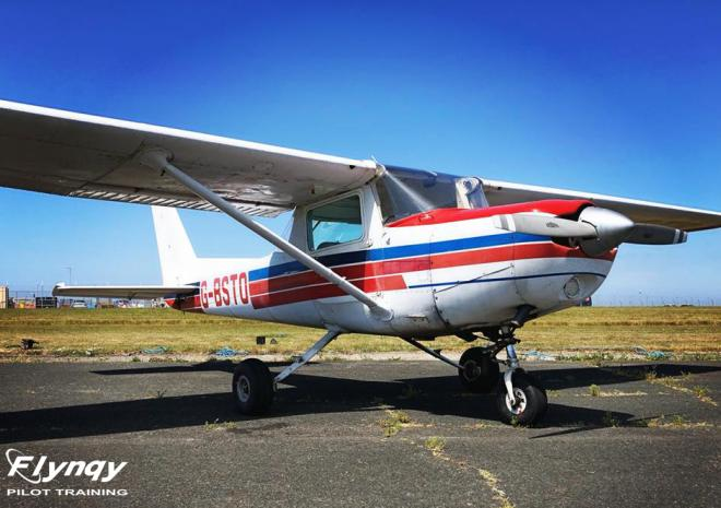 Flynqy, Newquay - Aircraft Cessna 152