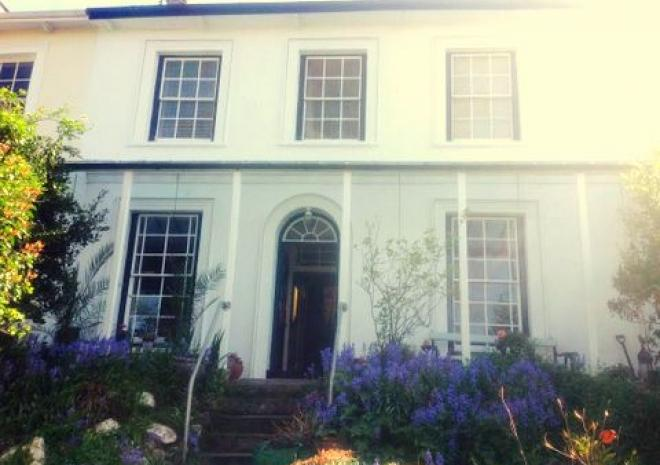 Truro Lodge, Bed and Breakfast, B&B, holiday accommodation, Cornwall