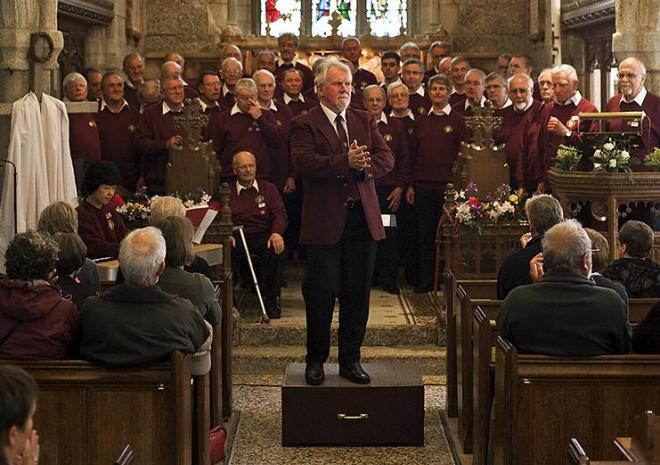 Cornwall International Male Voice Choir Festival